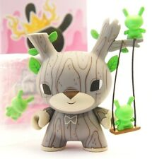 "Kidrobot Dunny 3"" Designer Awards Series 1 Gary Ham Autumn Stag Green Chase DTA"