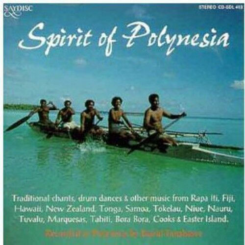 1 of 1 - Various Artists - Spirit of Polynesia / Various [New CD]