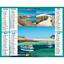 Calendrier-2021-La-Poste-Almanachs-PTT-35-References-Divers-Animaux-Paysages miniature 36