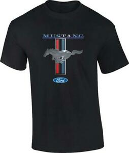 Licensed-Ford-Mustang-T-Shirt-Shelby-Muscle-Car-Tee