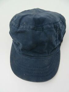 Childrens Place Est 88 Black Fitted 4-6 Kids Ball Cap Hat