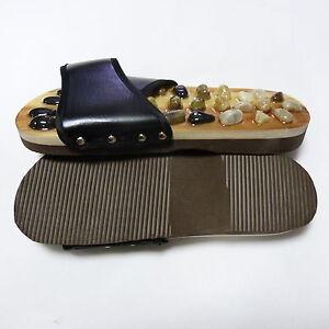 Massage-Slippers-Feet-Stone-Walk-Acupoint-Sandal-Cobblestone-Acupuncture-6sizes