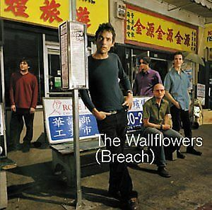 THE WALLFLOWERS CD (BREACH) BRAND NEW AND SEALED