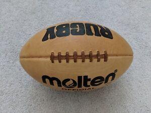 AgréAble Officielle Rfl Ballon De Rugby Molten Avoir Une Longue Position Historique