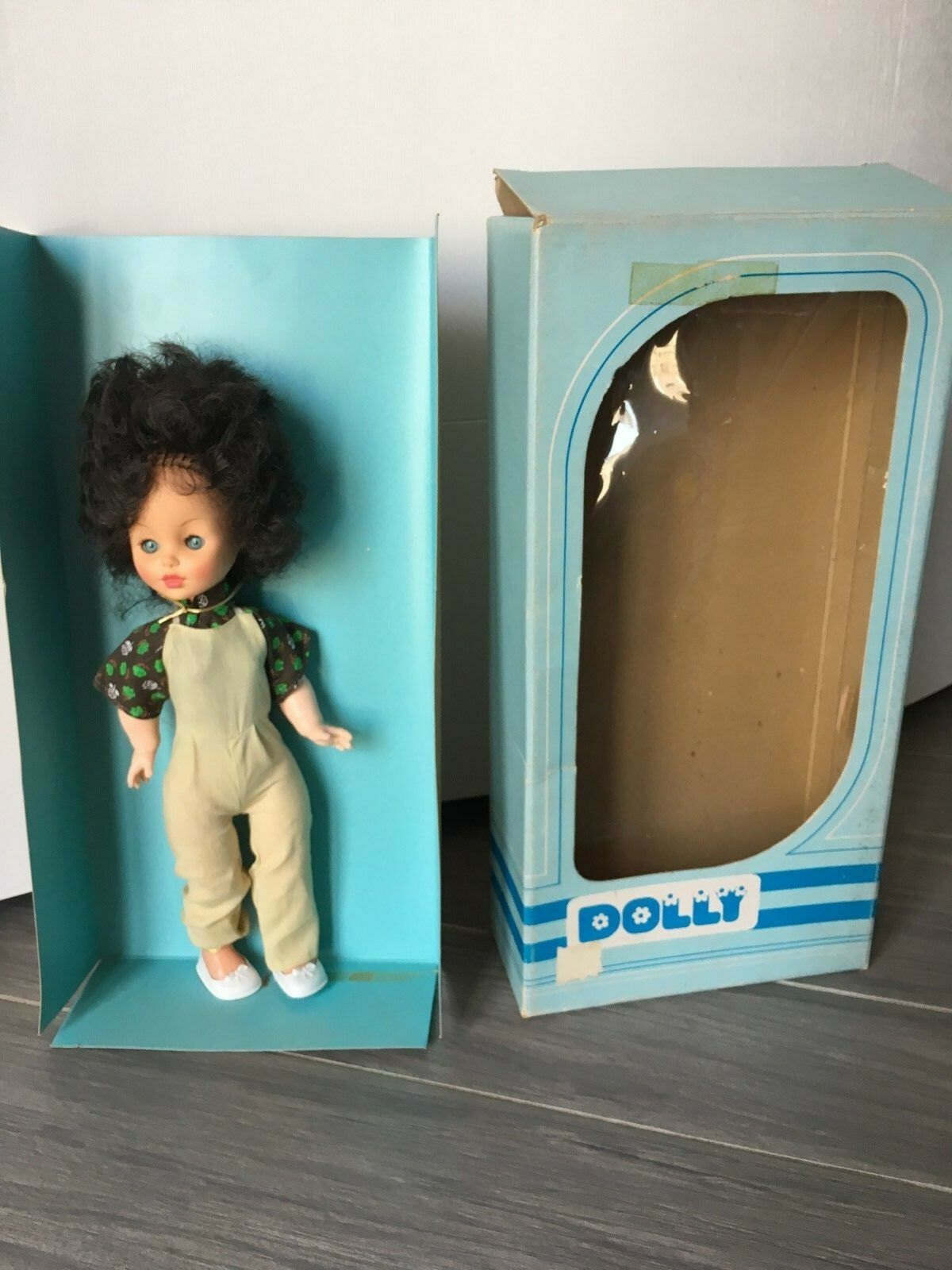 DOLLY BAMBOLE NUOVA DOLLY ROVIGO BND VINTAGE doll ANNI 70 POUPEE MUÑECA