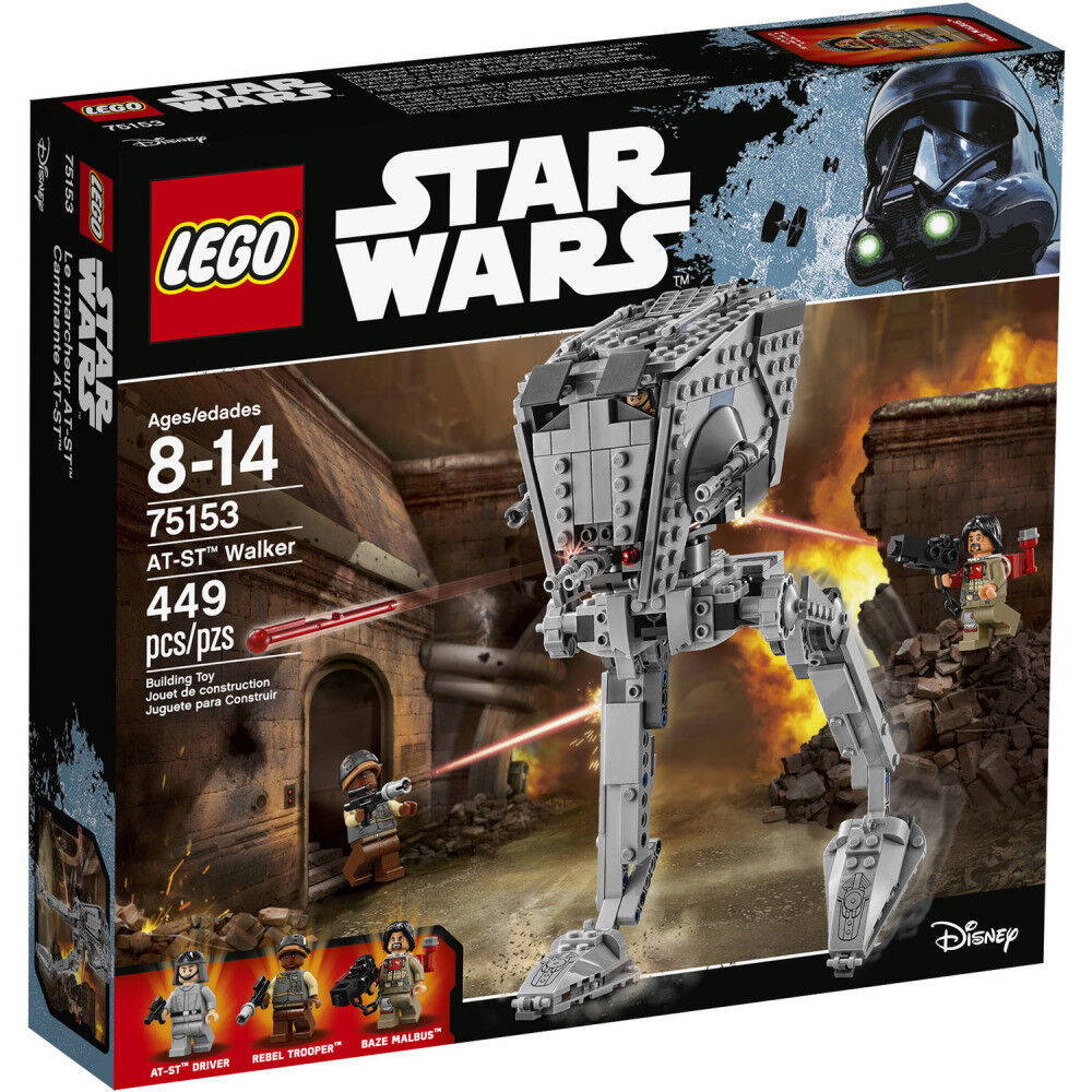 LEGO Star Wars AT-ST Walker (75153) - new in sealed box