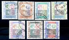 ITALIA 2002  - ALTI VALORI IN EURO SERIE USATA