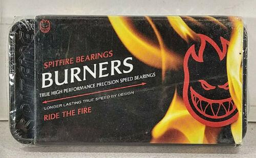 Details about  /8 NEW SPITFIRE B00BU90SDE BURNER SKATEBOARD BEARINGS RED NIB ***MAKE OFFER***