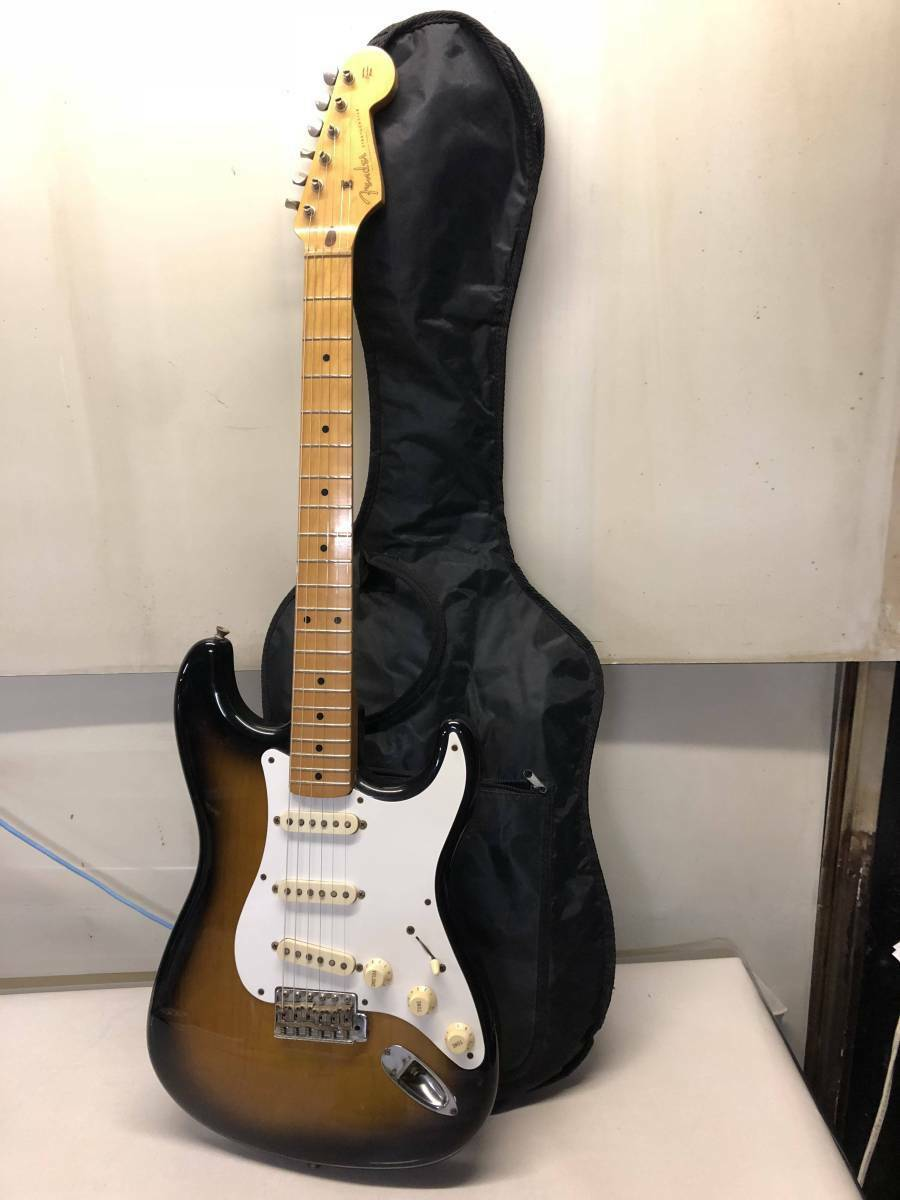 Electric guitar FENDER Japan STD-57 beutiful JAPAN rare useful EMS F/S