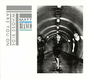 MATT-BIANCO-Whose-Side-Are-You-On-Deluxe-2CD-Edition-Jewel-Case-CD