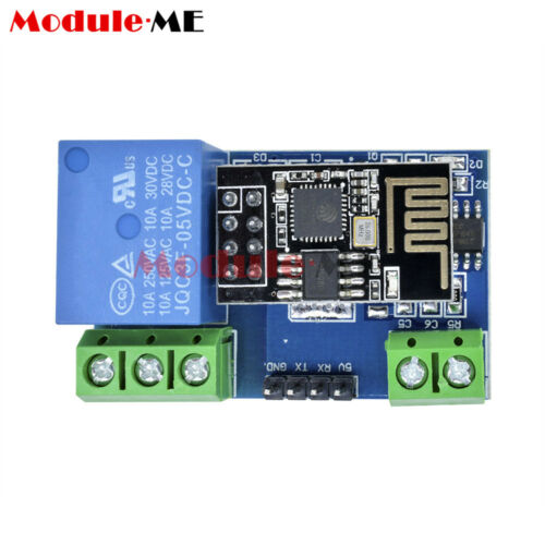 5V WIFI Relay TOI APP Control ESP8266 ESP-01S Board for Smart Home Automation