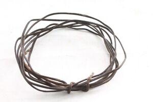circa 3,5m altes Anschlusskabel Stoffkabel 1-Adrig AP Elektrik Lampe um 00 kabel