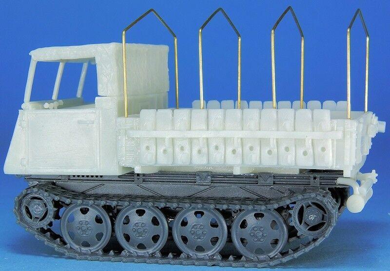 1 48th GASOLINE  WWII German German RSO 3