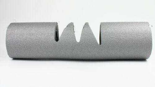 Warmwasserrohr 13mm Isolierung 5 x Rohrisolierung Bogen mit 28mm Durchmesser