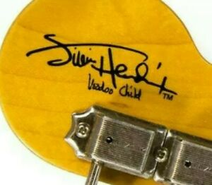 Fender or Jimi Hendrix Stratocaster Headstock Decal / choice