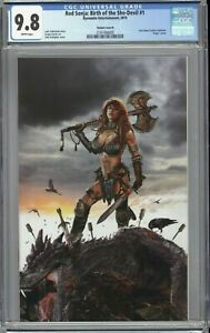 Red-Sonja-Birth-of-the-She-Devil-1-CGC-9-8-Gallagher-VIRGIN-Variant-Cover-N