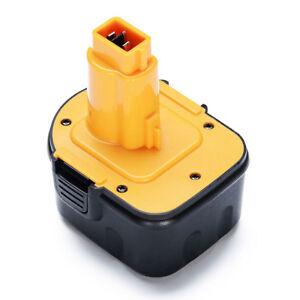 NEW-12VOLT-Ni-CD-Battery-for-DEWALT-DC9071-2000MAh-DW9072-DW9071-DE9037-DW9072