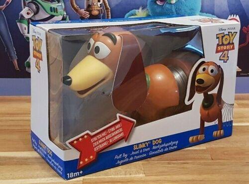 Toy story 4 Slinky Dog large 39 cm NEUF
