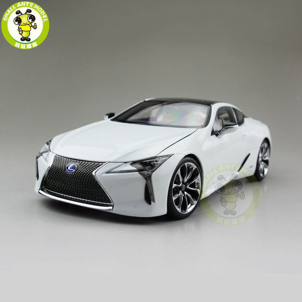 1 18 Toyota Lexus LC 500h Sports Racing car Diecast Model Car Toys for kids gift