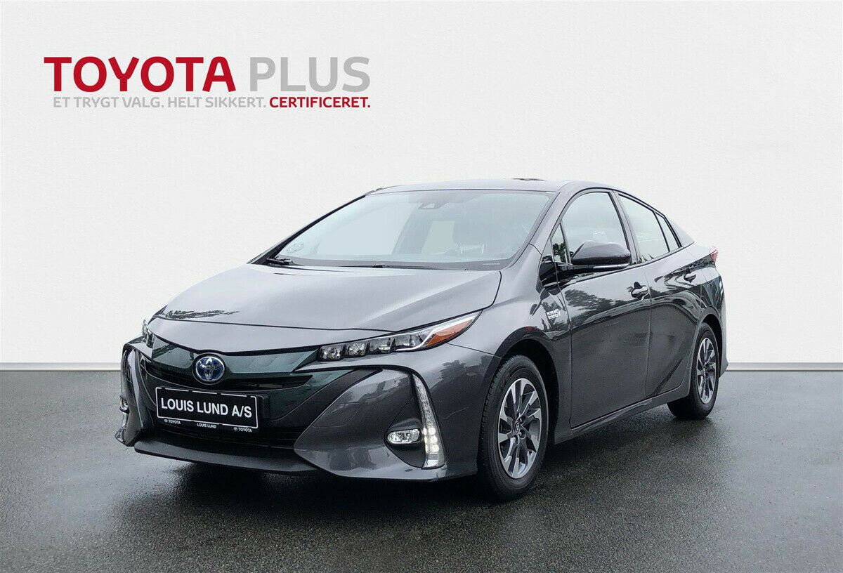 Toyota Prius 1,8 Plug-in Hybrid H3 MDS 5d