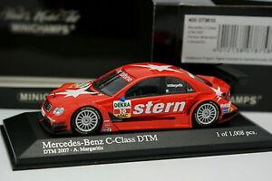 Minichamps-1-43-Mercedes-Classe-C-DTM-2007-Margaritis