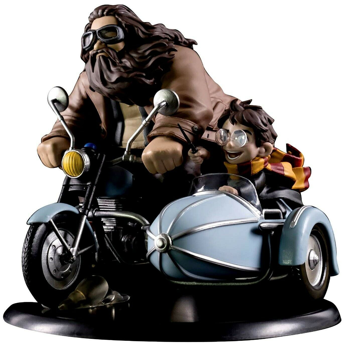 Harry Potter Q-Fig Hagrid & Harry on Motorcycle 6-Inch 6-Inch 6-Inch Figure 9c6874