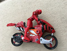 Power Rangers Jungle Fury Red Ranger & Figura