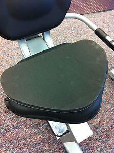 Recumbent Bike Seat Pad Cushion Exercise Cover