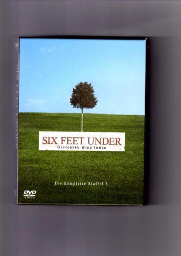 1 von 1 - Six Feet Under - Gestorben wird immer - Staffel 2 / DVD ##
