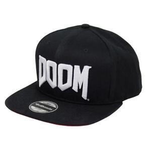 Doom-Snapback-Cap-Logo-NEU-amp-OVP