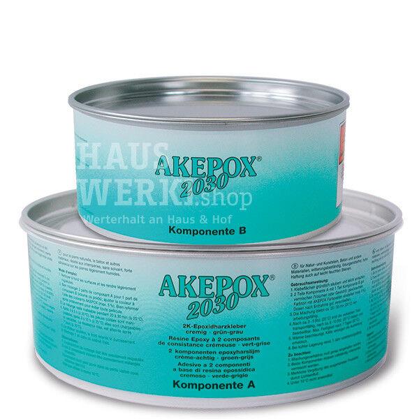 Akemi Akepox 2030 / 3 kg Einheit / 2-K Konstruktionskleber / Steinkleber /