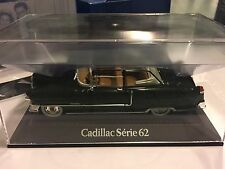 "DIE CAST "" CADILLAC SERIE 62 ROYAL MARRIAGE BELGIUM - 1960 "" PRESIDENZIALI 1/43"