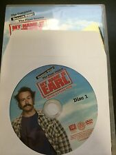 My Name Is Earl - Season 4, Disc 1 REPLACEMENT DISC (not full season)