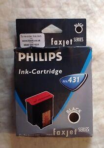 Genuine-Philips-PFA-431-Black-Ink-Cartridge-For-Faxjet-300-Series-Original
