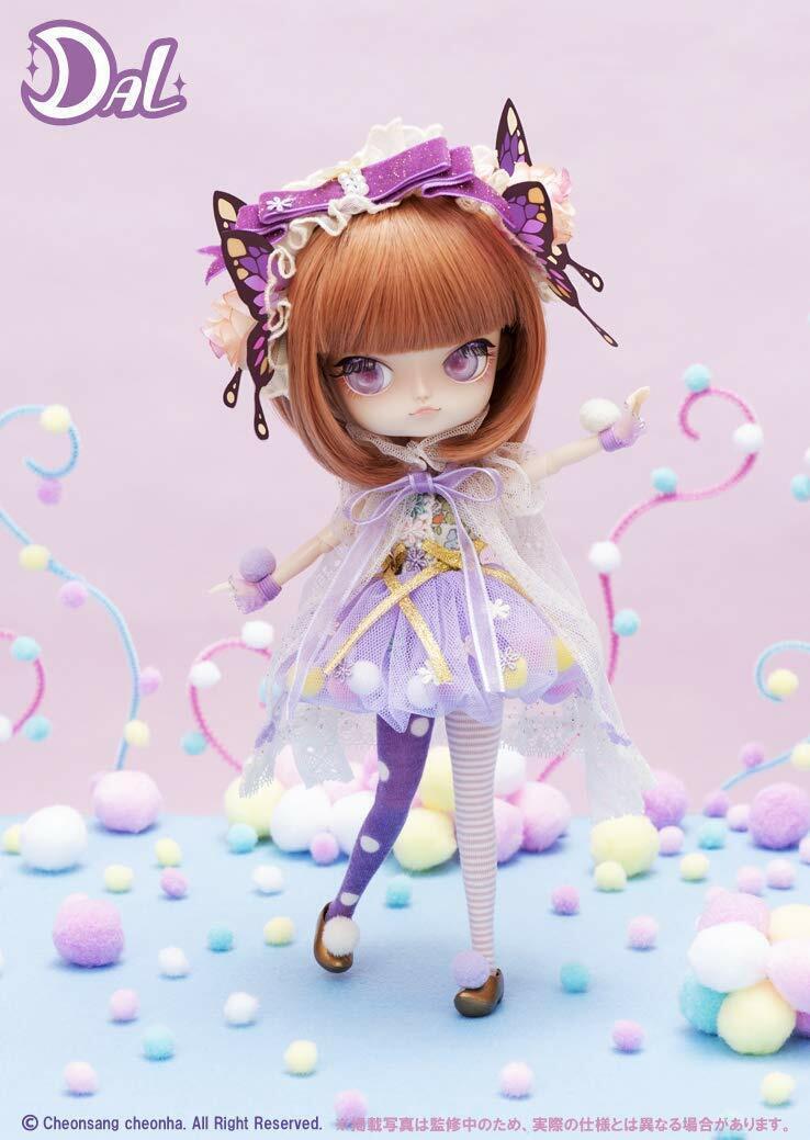 Neu Groove Dal Pixie D-168 Doll Figur 268mm von Japan F S