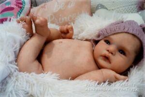 Studio-Doll-Baby-Reborn-GIrl-TAVIE-by-MELODY-HESS-like-real-baby-L-Ed