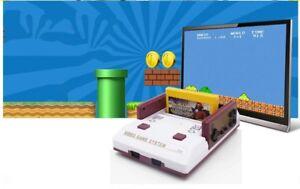 CONSOLE RETRO GAMING 8 BIT RETROGAMING MINI CLASSIC TYPE NES FAMICOM + 400 JEUX
