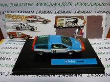 voiture altaya IXO 1/43 diorama BD comics MICHEL VAILLANT : RUSH n°16