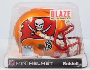 d4a42704e0cb1 TAMPA BAY BUCCANEERS NFL RIDDELL BLAZE MINI SPEED HELMET 95855604787 ...