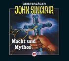 Macht und Mythos von Jason Dark (2013)