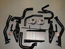 50 Mustang 86 93 Twin Turbo Turbocharger System