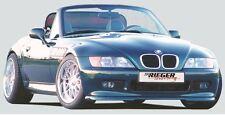 Rieger Frontspoilerlippe für BMW Z3 4-Zylinder Roadster