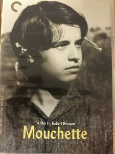 MOUCHETTE-DVD-Robert-Bresson-1967-AS-NEW-Criterion-363-REGION-1