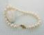 natural-7-6mm-akoya-White-Pearl-Bracelet-7-5-8-039-14k-Clasp thumbnail 1