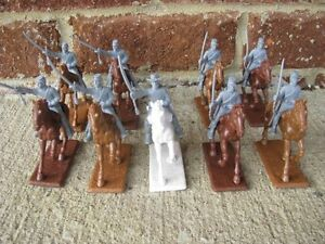 Civil-War-Cofenderate-Cavalry-Expeditionary-Force-1-32-54MM-Toy-Soldiers