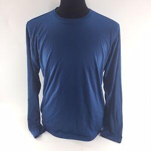Running Shirt Sz Small Blue Y6A
