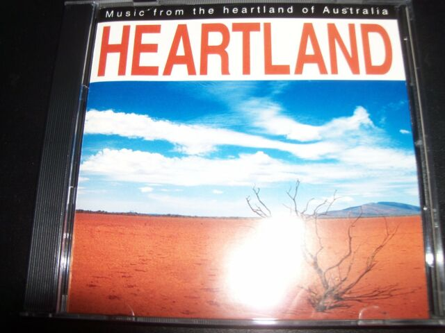 Heartland Music From The Heartland Of Australia ABC Music CD – Like New
