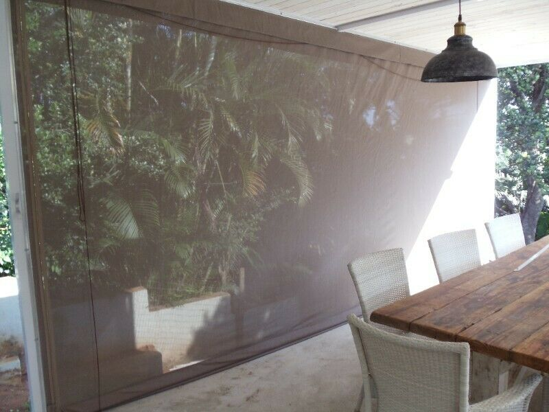 CHEAP AFFORDABLE outdoor roll up blinds