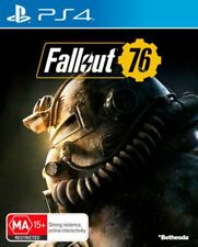 Fallout 76 PS4 Game New