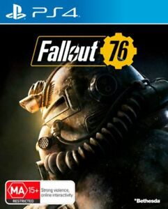 s l300 - Fallout 76 with Pre-Order Bonus BETA Access PS4 Game NEW PREORDER 14/11